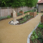 Resin Bound Surfacing in Ravernet 1