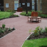 Rubber Mulch Surfaces in Albourne Green 11