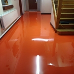 Resin Bound Surfacing in Pentre'r beirdd 5
