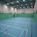 PU Sports Flooring in Hyde Park 3