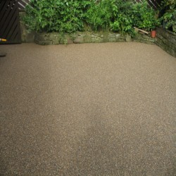 Resin Bound Surfacing in Pentre'r beirdd 12