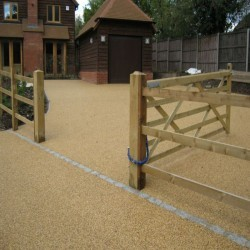 Resin Bound Surfacing in Alkrington Garden Village 5