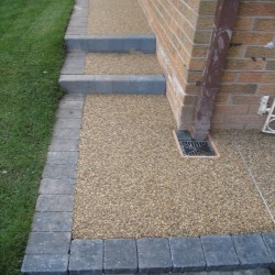 Resin Bound Surfacing in Alkrington Garden Village 2