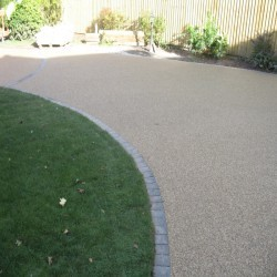 Resin Bound Surfacing in Bascote 10