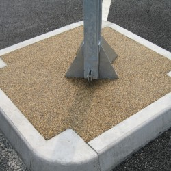 Resin Bound Surfacing in Ab Lench 7