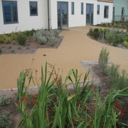 Resin Bound Surfacing in The Village 8