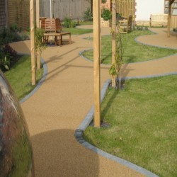 Playground Mulch Design Specification in Abereiddy 2