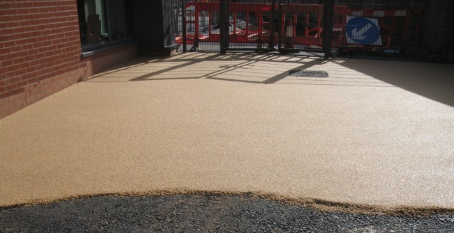 Porous Surfacing Specialists in Flintshire