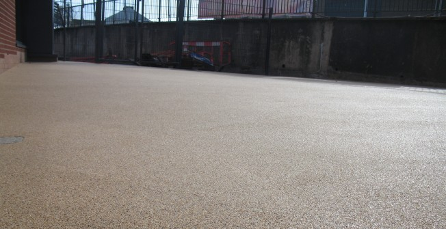 Permeable Gravel Surface Suppliers in Auchterderran