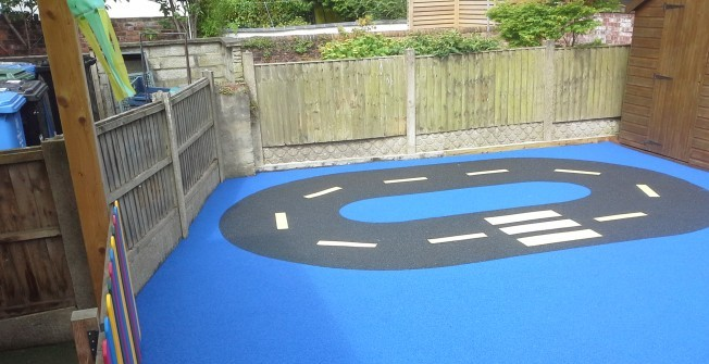 Rubber Surface Cleaning in Derbyshire