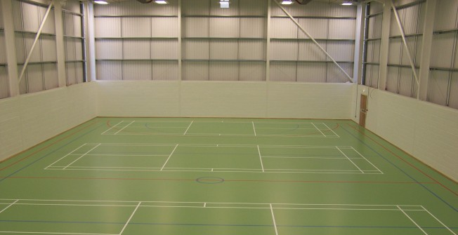 Polyurethane Indoor Surfaces in Crosshill
