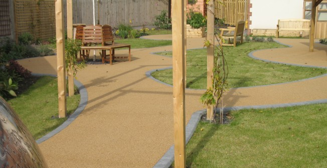 Stone Paving Specifications in Ameysford