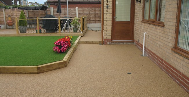 Stone Paving Maintenance in Addington