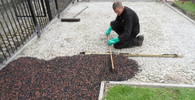 Resin Bound Surface Installers in Hoggeston