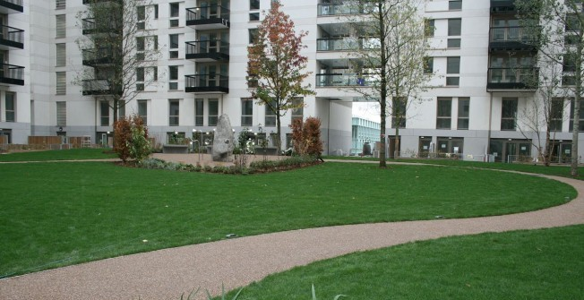 Resin Bound Gravel in Albury End